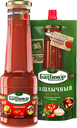 Catsup Baltimor